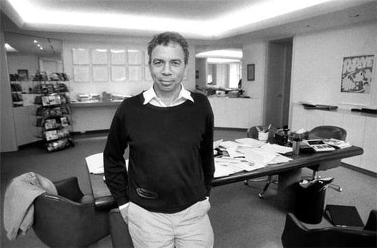 《名利场》老板去世 美国出版业再失传奇人物