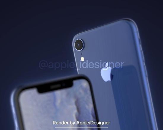 iPhone 9?(图片源自@apple_idesigner)