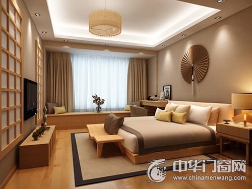 日式卧室窗户设计