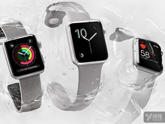 Apple Watch 3亮点这么多 就问你买不买?