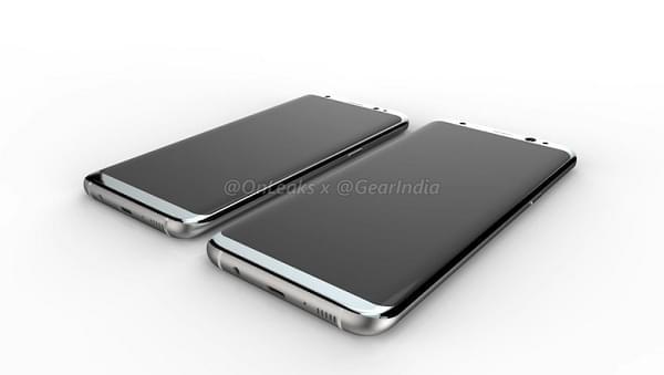 三星 Galaxy S8 / S8 Plus 渲染图曝光: 指纹传感器在哪?的照片 - 1