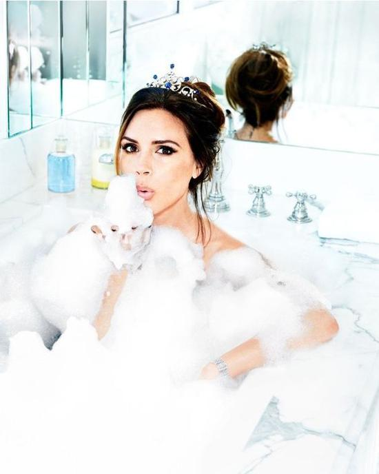 沐浴 图片来源于pinterest