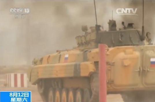 国际军事比赛 中国队获库尔勒赛区四项团体冠军
