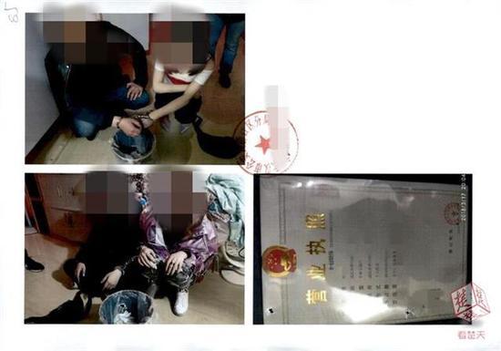27岁小伙与妻子组织卖淫被抓 警局得知妻子已50岁