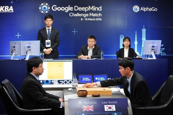 韩媒曝百度腾讯正联合开发围棋人工智能软件的照片 - 3