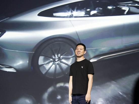 乐视进击苹果主场 贾跃亭称不是竞争的照片 - 7