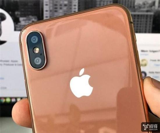 苹果iPhone8金铜配色名称曝光:腮红金