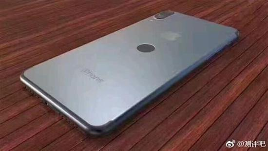 iPhone 8ºóÖÃÖ¸ÎÆʶ±ð