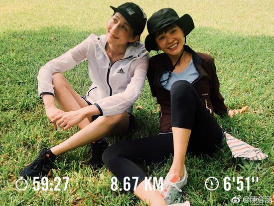 张钧甯急问孕妇能做哪些运动 原因超窝心