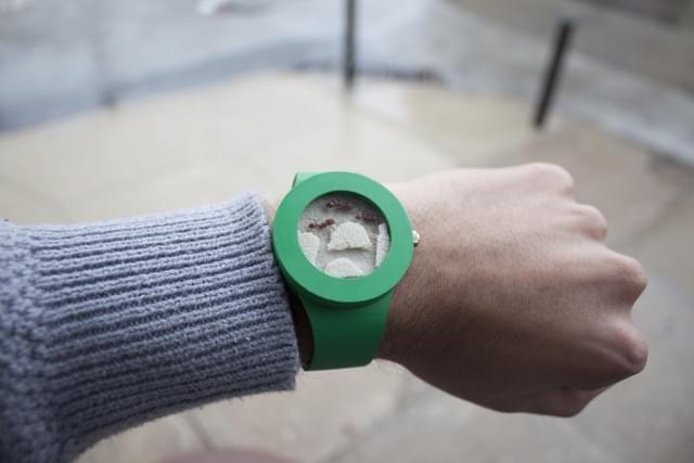 胆小慎入!这块重口味手表99%的人都不敢戴