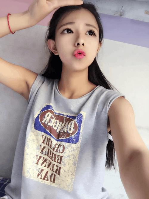 知名电竞女神小miss 参加《我的妹妹》选秀节目