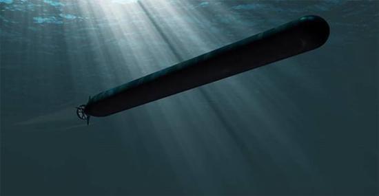 洛马公司获得大订单,为美海军造特大号无人潜艇