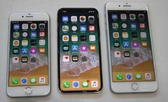 外国网友咋吐槽新iPhone:买8就感觉没买新手机