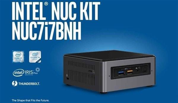 Intel正式发布全新NUC:七代酷睿+雷电3的照片 - 1