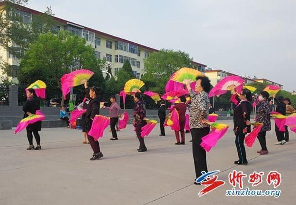 忻州市城市环境大幅提升