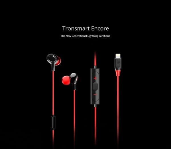 专为iPhone 7设计:全球首款内置DAC的入耳式Lightning耳机的照片 - 2