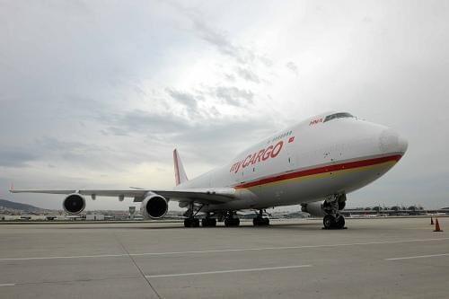 747-400s货运飞机