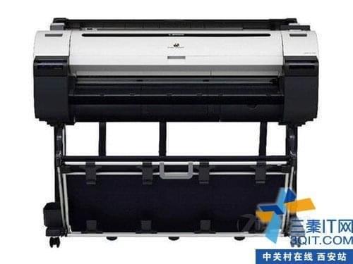 大幅面打印 佳能iPF771西安价45790元