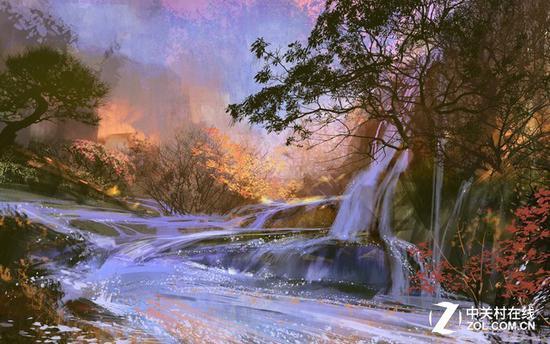 微软推出油画风格主题 可从Win10商店下载