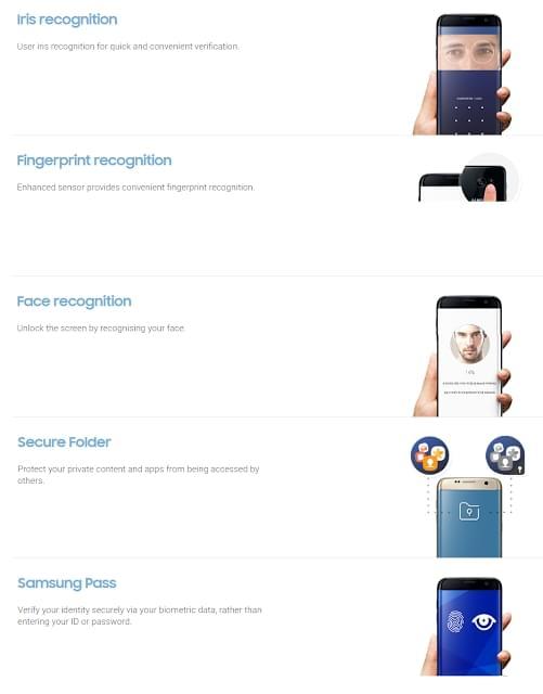 三星官网偷跑Galaxy S8说明书:海量新功能确认的照片 - 4