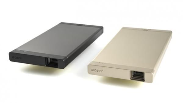 索尼发布MP-CL1A便携投影机的照片 - 1