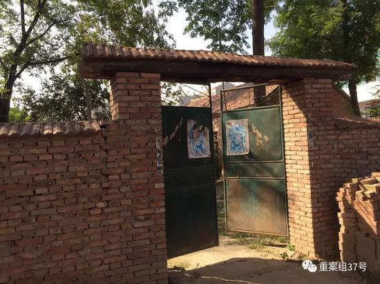 ▲图为吴春红的家。新京报记者赵凯迪摄