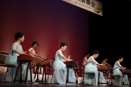 东京古筝乐团2018年专场音乐会即将举行