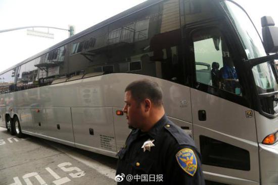 谷歌中国籍女员工被谷歌班车撞倒,吥幸身亡