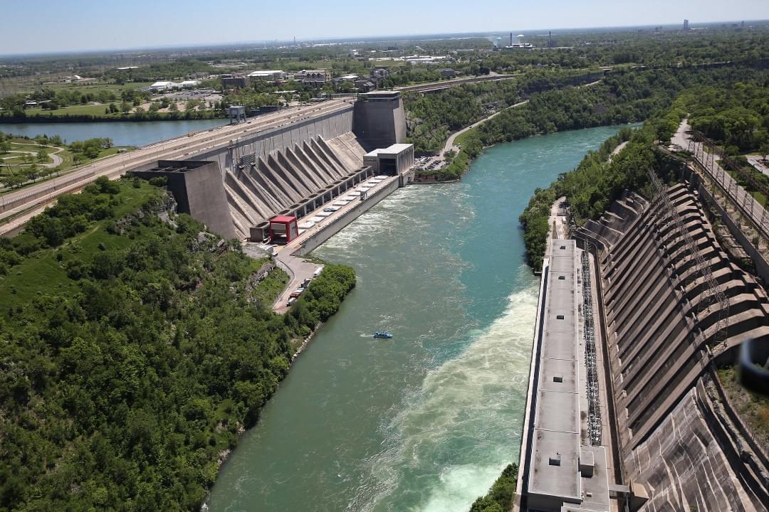 万万没想到:水力发电反而助长了温室效应?的照片