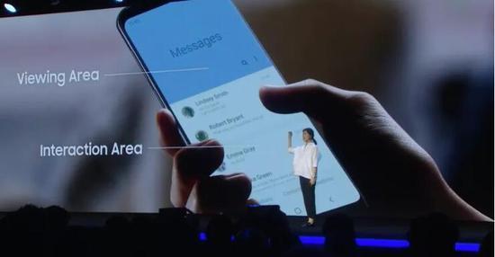 三星发布新用户界面One UI:让超大屏幕更易使用