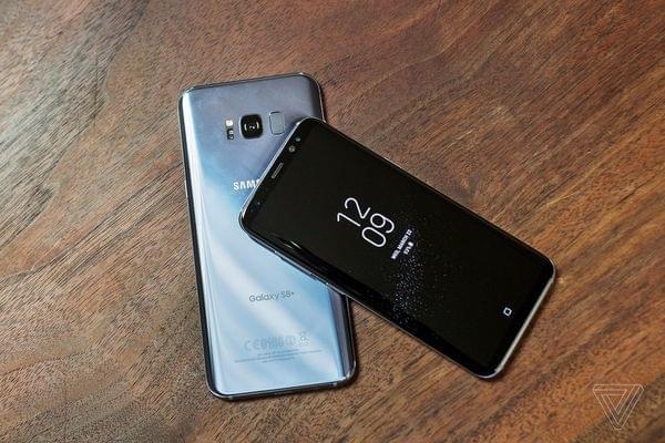 三星Galaxy S8/S8+上手体验的照片 - 7