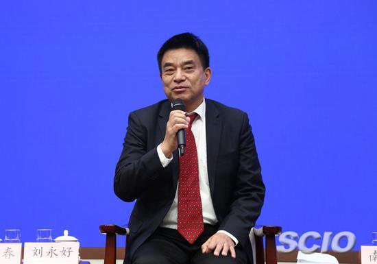 新希望集团有限公司董事长刘永好(来源:国新办)