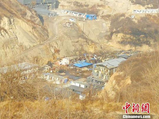 山西交口一化工厂被责令停建停产期间发生剧烈燃爆