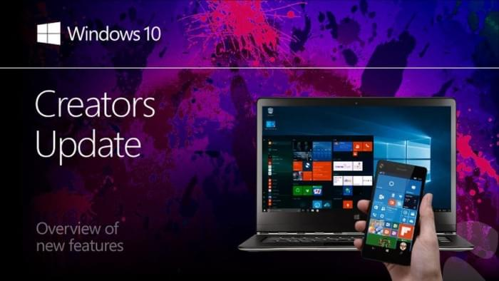 Windows 10 Creators Update 创造者 更新汇总的照片 - 1