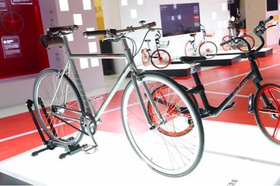 """为了实现""""让自行车回归城市"""""""