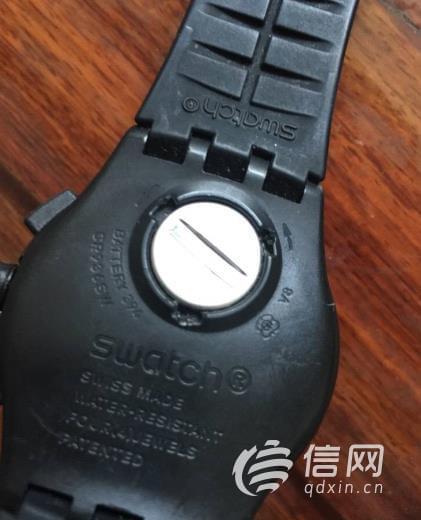 Swatch手表修比买还贵? 万象城店:需寄回瑞士