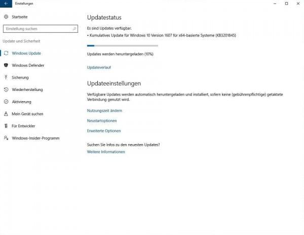 Windows 10周年更新获累积更新 版本升至14393.479的照片 - 2