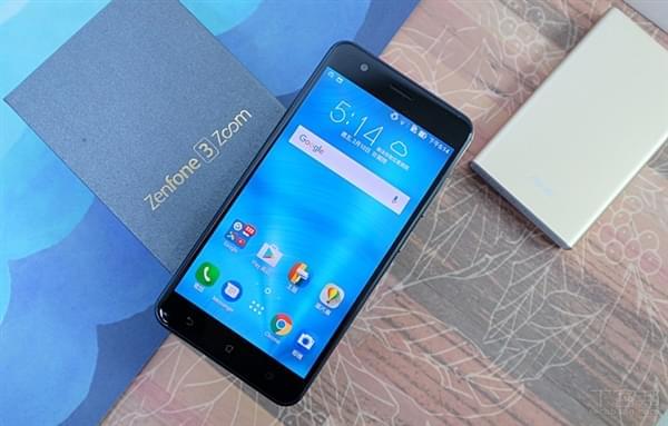 华硕ZenFone 3 Zoom上市:双镜头/5000mAh的照片 - 8