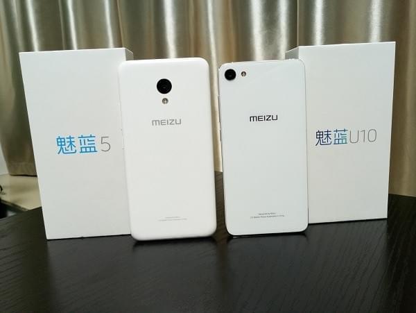 """魅蓝5""""宝石蓝/冰河白""""上手:开箱 / 跑分 / 兼与魅蓝U10对比的照片 - 45"""