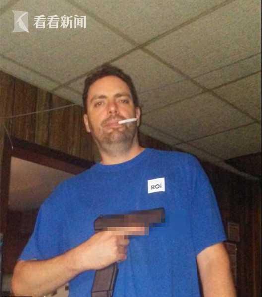 男子得知前妻男友是消防員 便焚燒自家屋持槍伏擊
