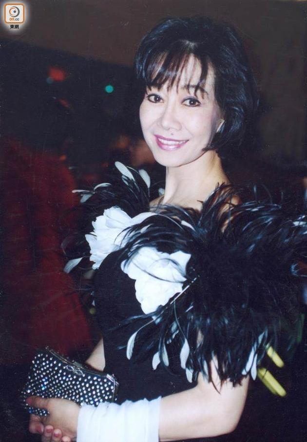 林燕妮昨因肺癌病逝