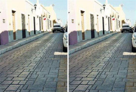 两张一模一样的照片看起来却不一样!什么鬼?