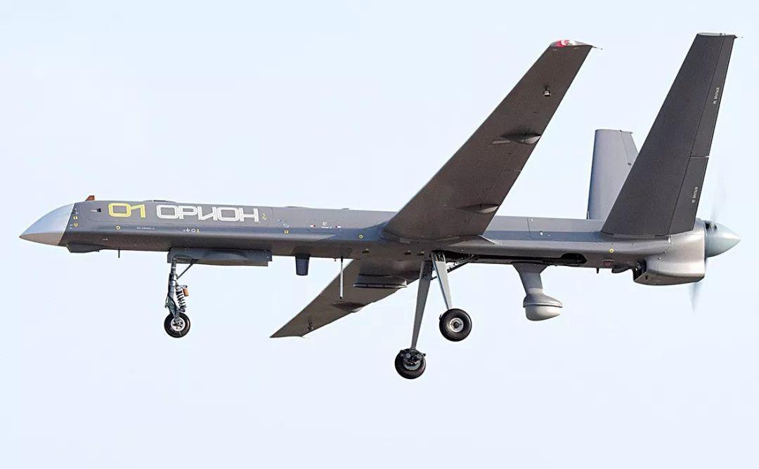 俄军新无人机最远航程3000公里 能飞欧洲