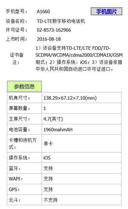 iPhone 7电池容量比去年稍有增加的照片 - 2