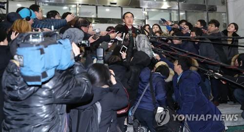 朝韩会谈时隔两年举行 超250名记者集结板门店