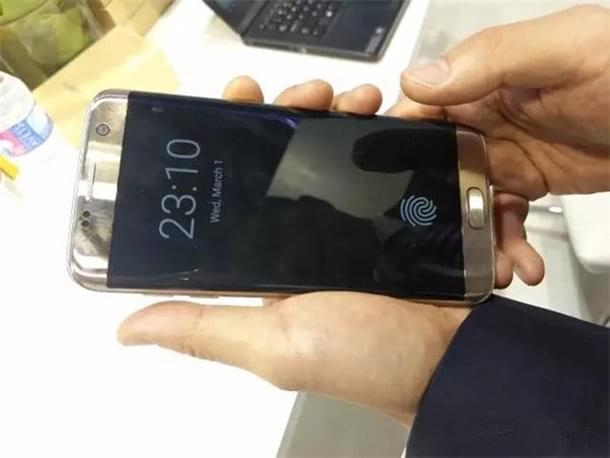 李楠暗示魅族或将发布全球第一款光学指纹识别手机的照片 - 3