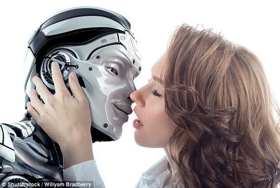 超过25%英国人称未来和机器人谈恋爱将非常正常