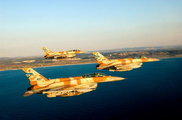 拿俄軍伊爾20擋箭!以軍F16實為摧毀真主黨武器