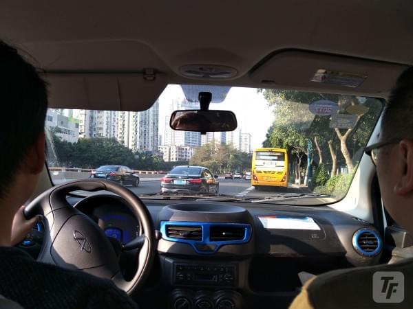 """共享汽车终于来广州 我们试着""""飙""""了一趟的照片 - 4"""