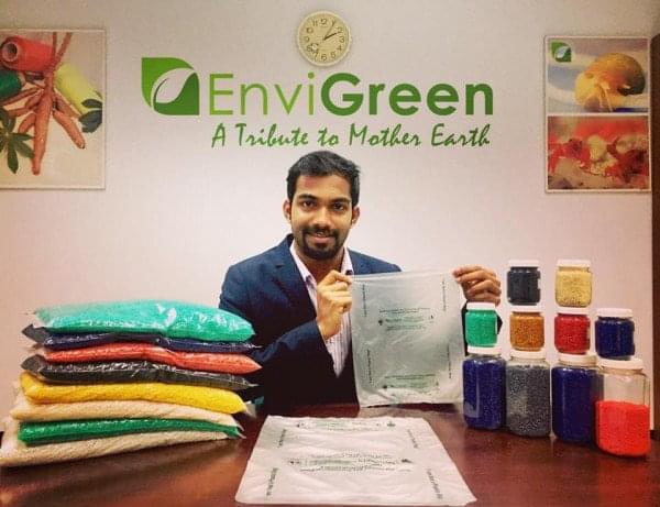印度塑料袋换了新配方 用完了还能吃?的照片 - 1